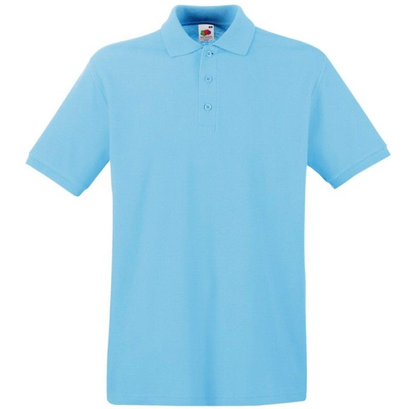 Cheap Fruit of the Loom Premium Polo Shirt - Colored