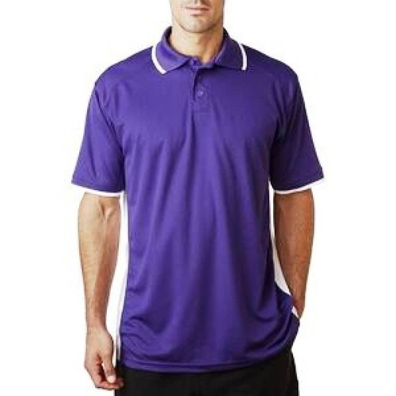 Badger B-dry Colorblock Polo