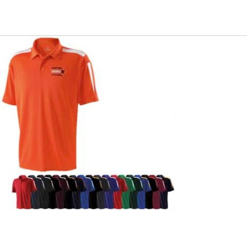 Captivate Collared Sports Shirt