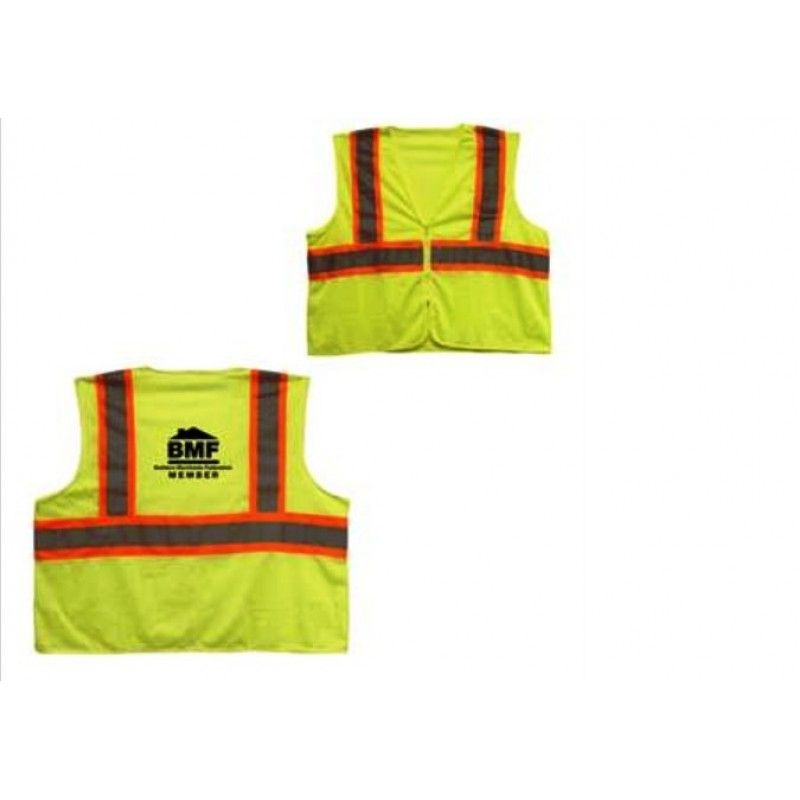 Tri Color Safety Vest