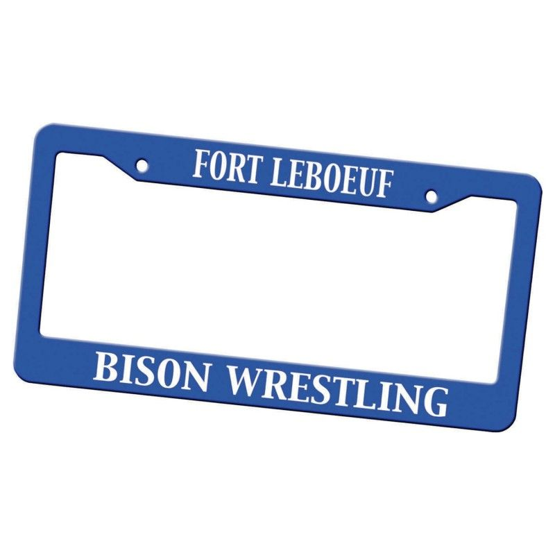 Cheap License Plate Frame