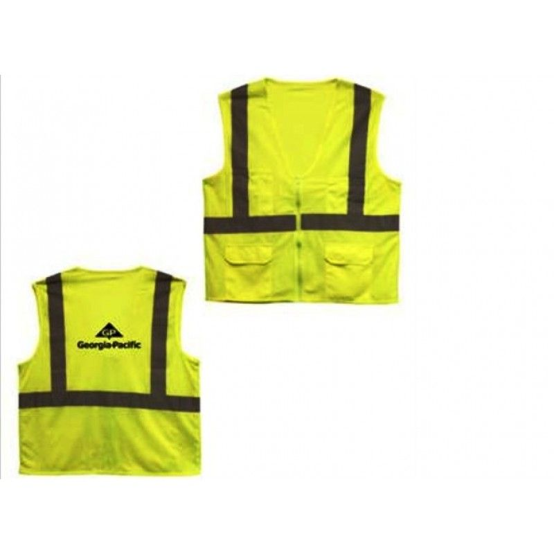 Cheap Safety Vest with Pockets