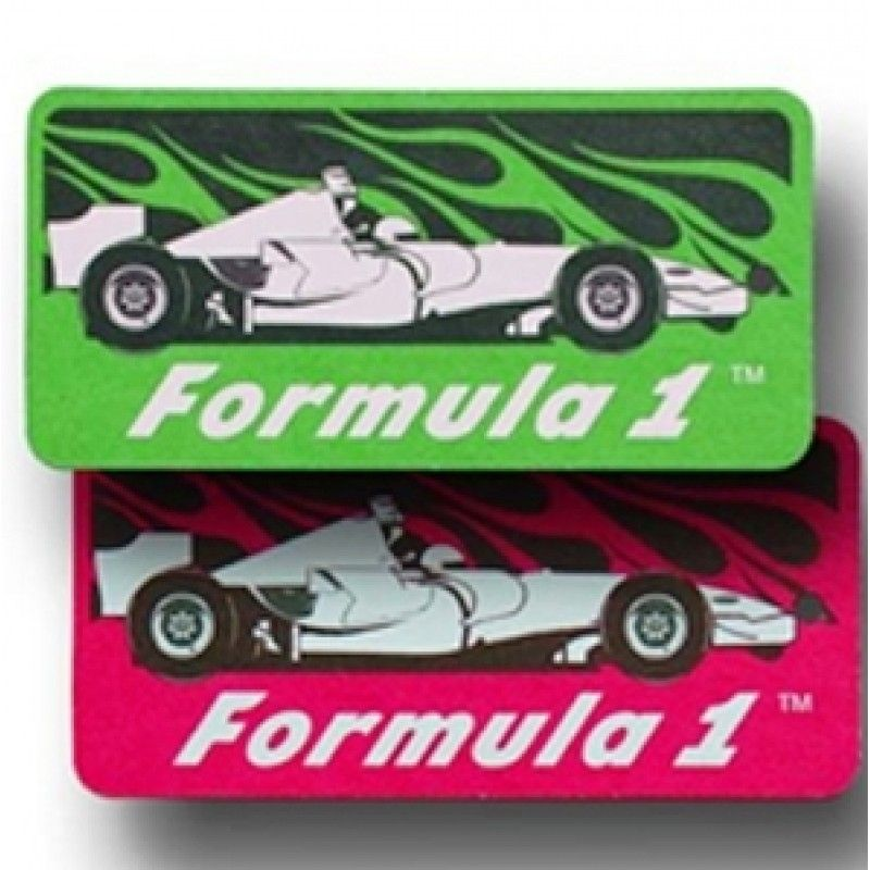 Cheap Race Car Paper Air Freshener / Double Sided