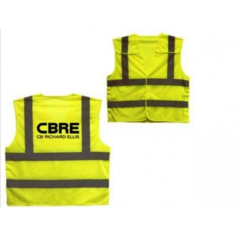 ANSI 2 Quick Release Safety Vest
