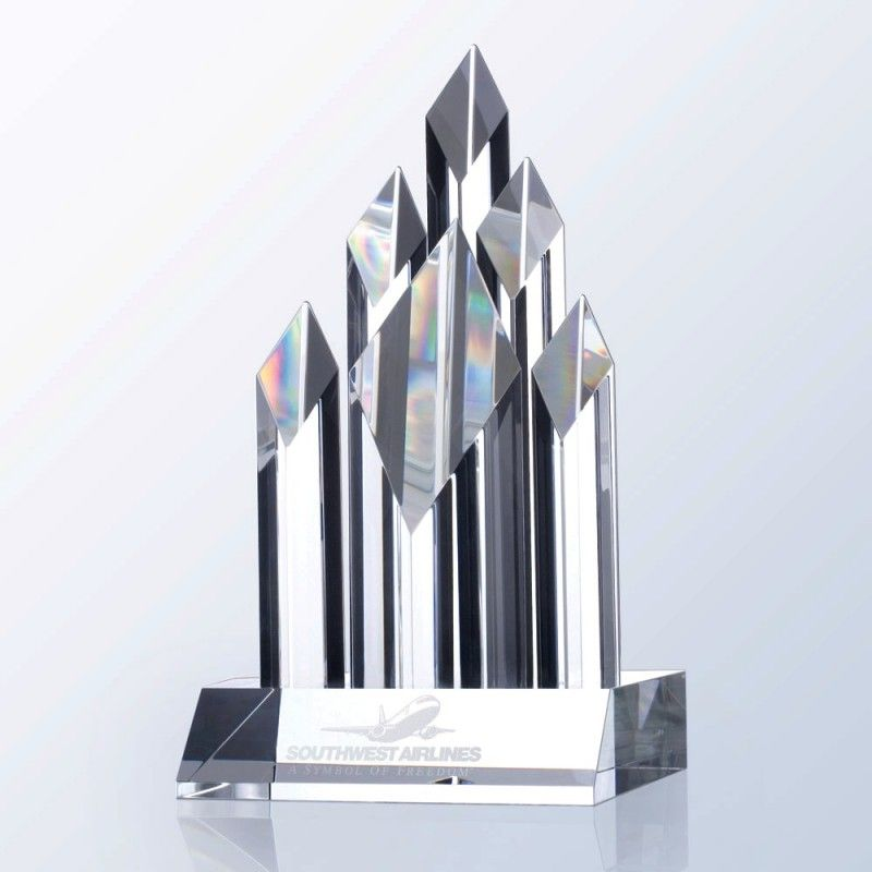 "12"" Crystal Super Five Star Diamond"