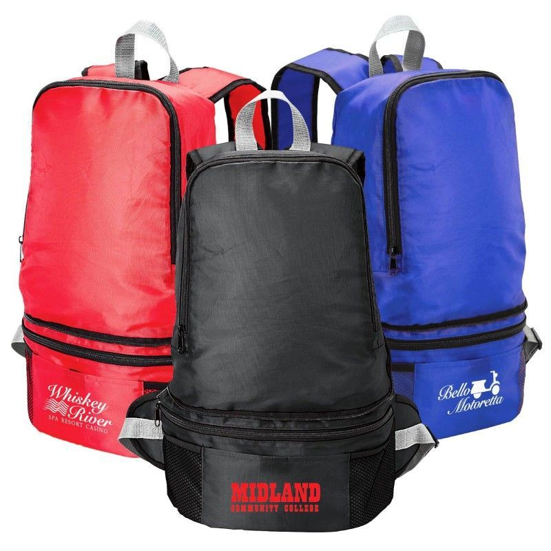 3-in-1 Waist Pack, Cooler & Backpack Combo