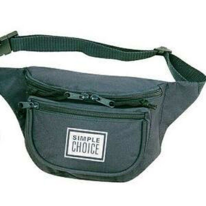 Cheap 3-pocket Fanny Pack