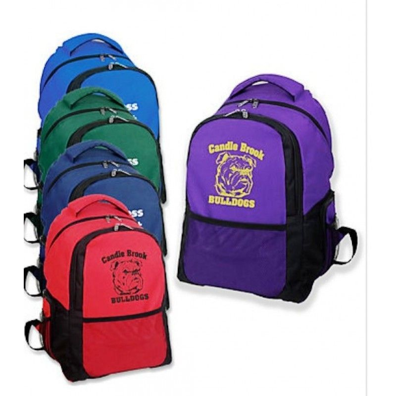Amsport Back Pack Embroidered