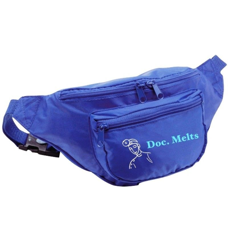 Cheap 420 Denier Nylon Fanny Pack (Printed)