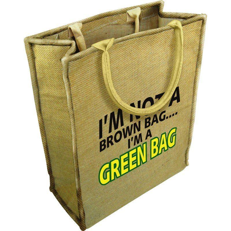 Cheap Jute Shopper Bag