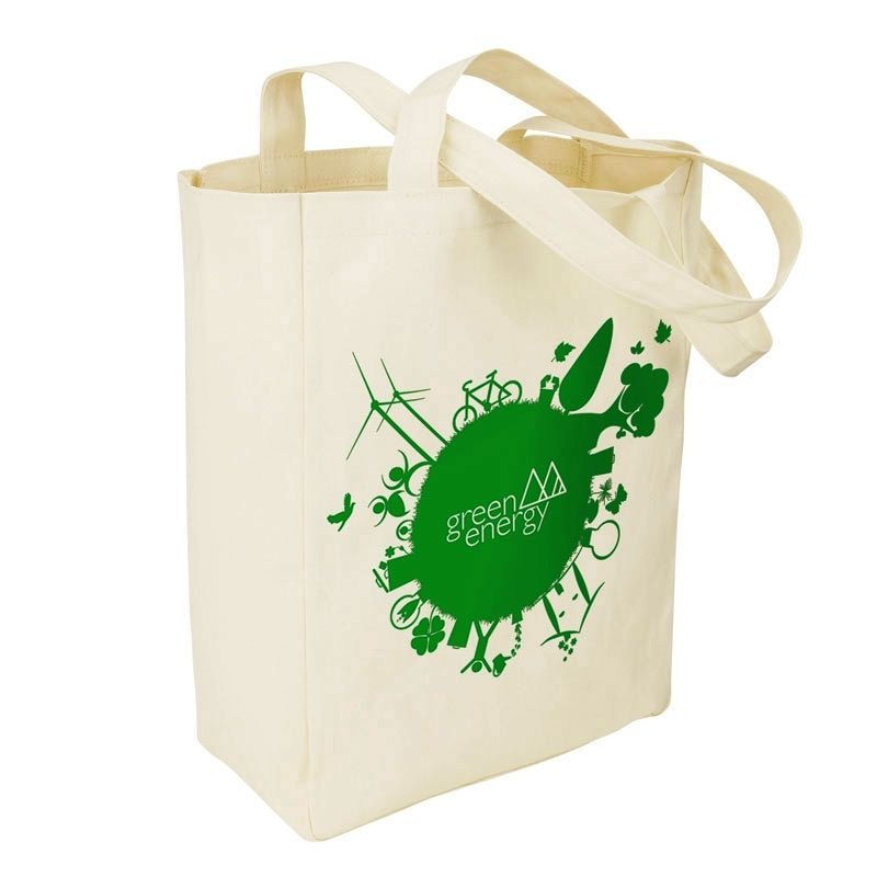 Cheap Natural Canvas Tote Bag