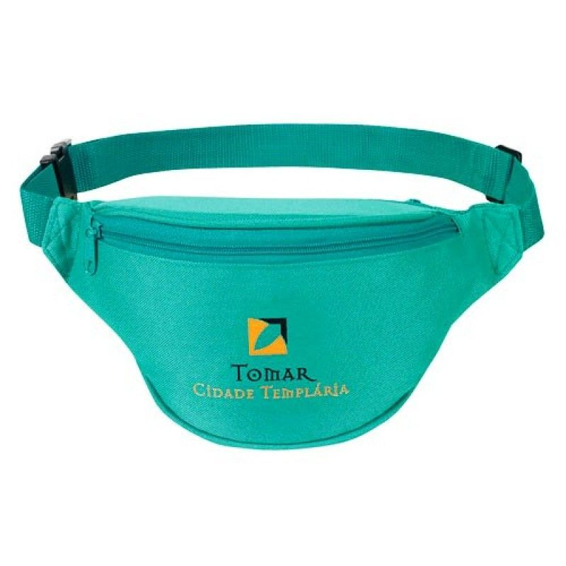 Cheap 2 Zippered Fanny Pack