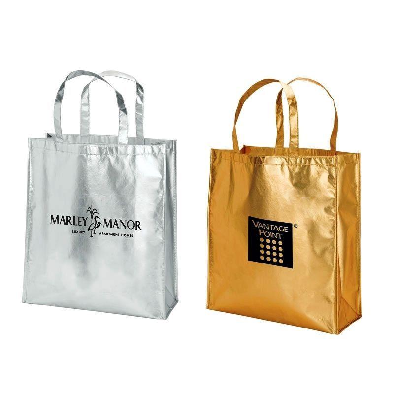 Cheap Metallic Fashion Tote Bag