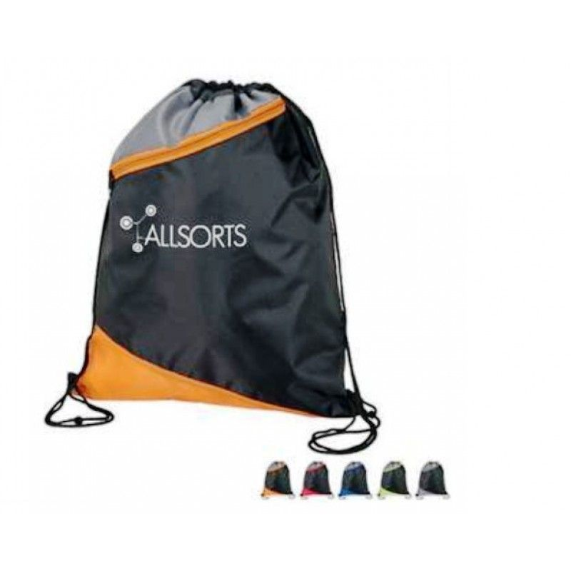 Cheap Angle Zip Sport Cinchpack