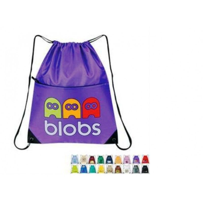 All Purpose Drawstring Tote II