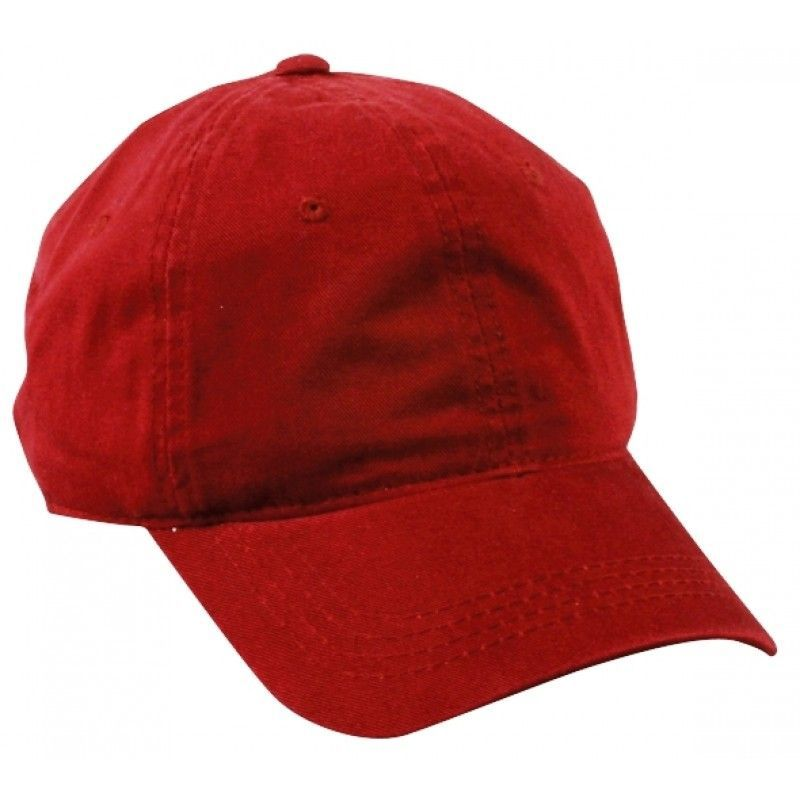 Cheap 6 Panel Unstructured Cap With Tuck Strap Closure