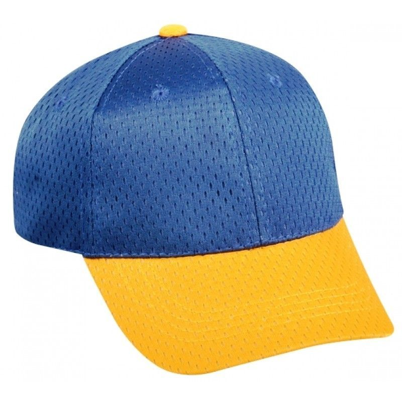 Structured Jersey Mesh Cap