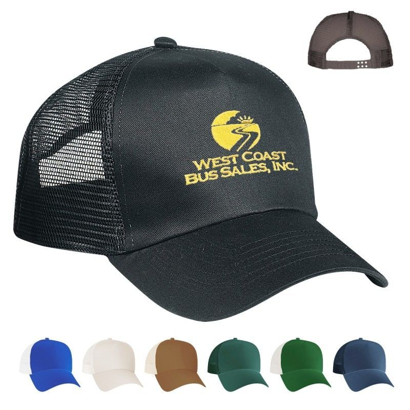 Cheap 5 Panel Mesh Back Price Buster Cap