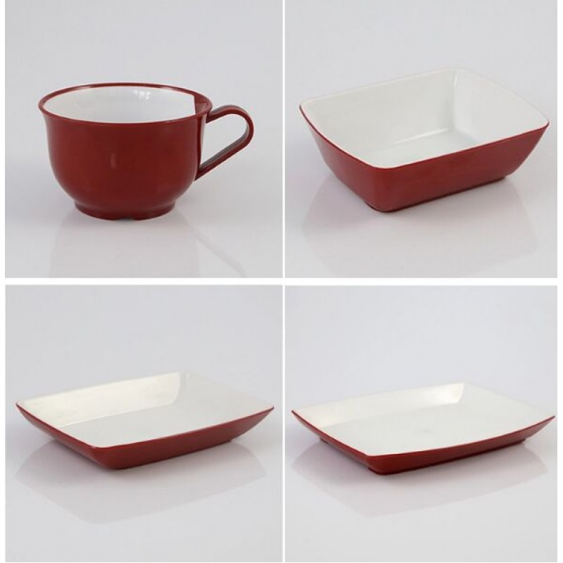 Airline Reusable Exclusive Dinnerware Set