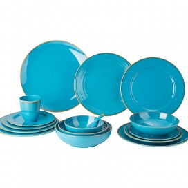 Wholesale 100% A8 Eco-friendly Melamine Dinnerware Sets