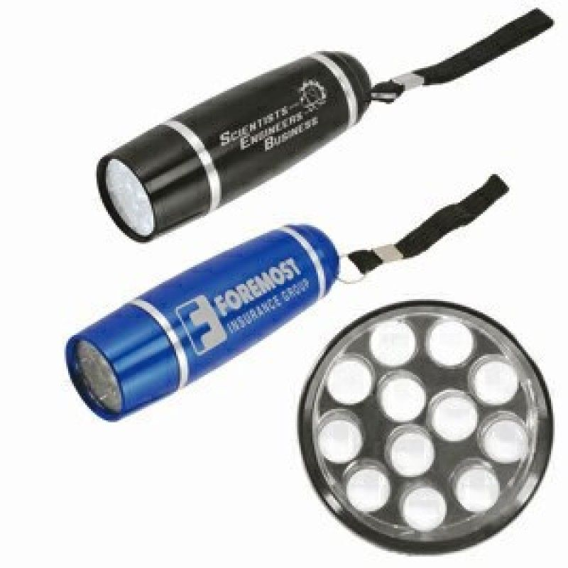 12 LED Titan Flashlight