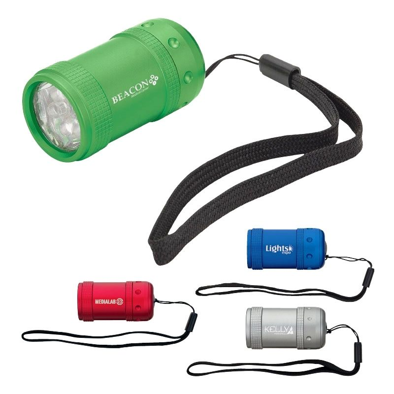 6 Bright LED Flashlight