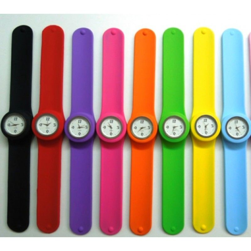 Clap Silicon Watches