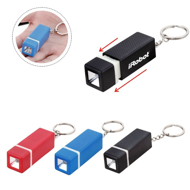 Cheap Square LED Key Chain