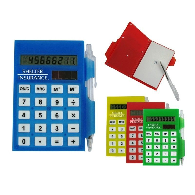 3 In 1 Calculator Set