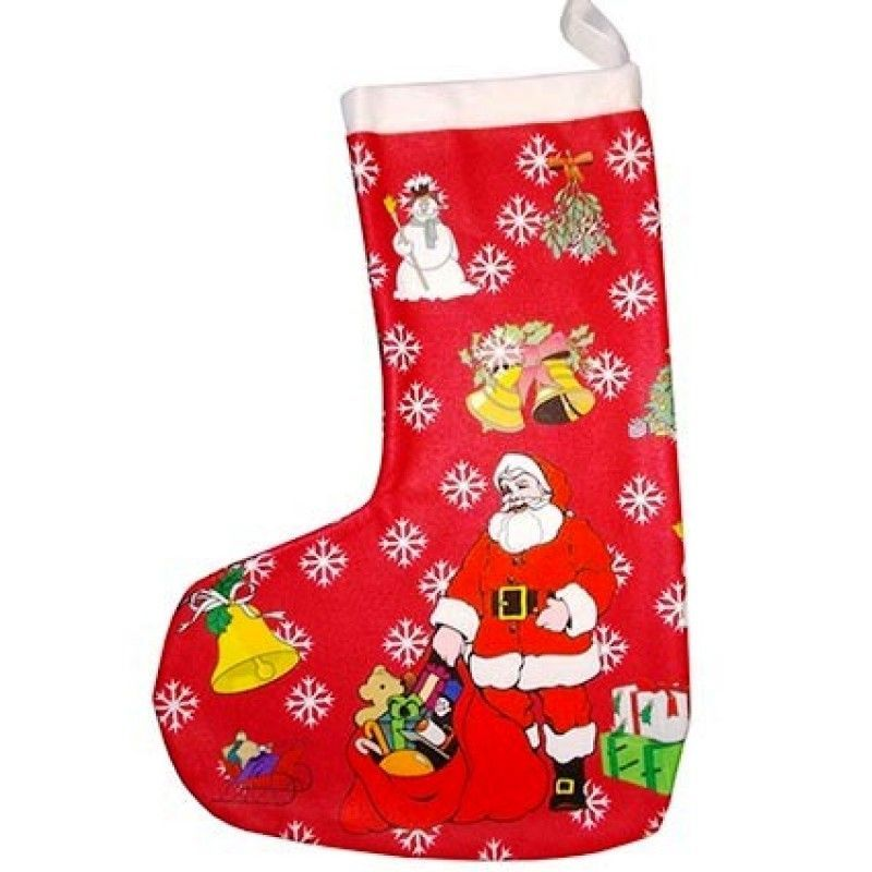 Promotional Christmas Fleece Stockings