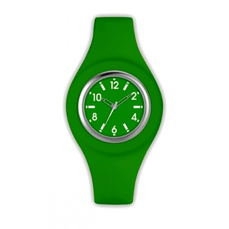 Cheap Silicone Sport Analog Watch