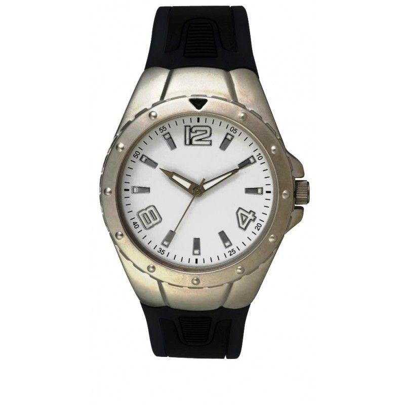 Cheap Pedre Reflex Sport Watch With Black Polyurethane Strap