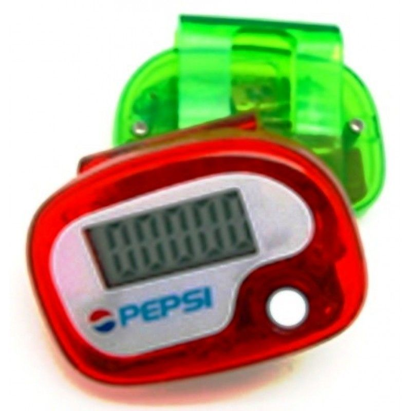 Mini Advertising Pedometer