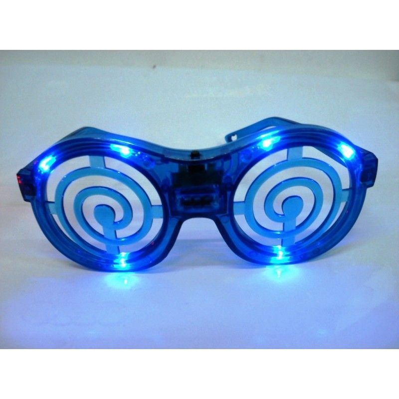 Cheap Flashing Led Party Eye Glasses