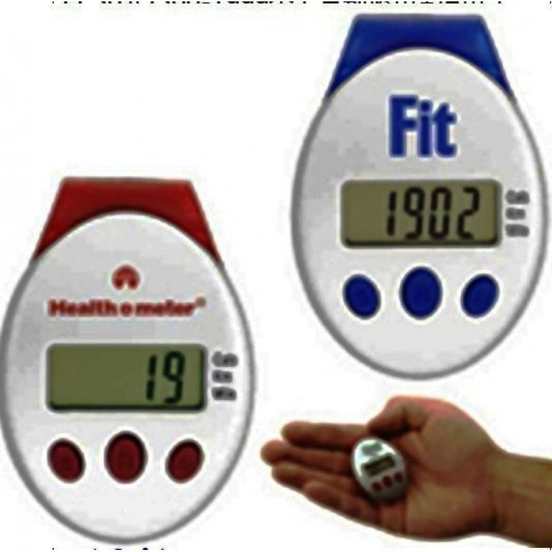 3 Button Pedometer