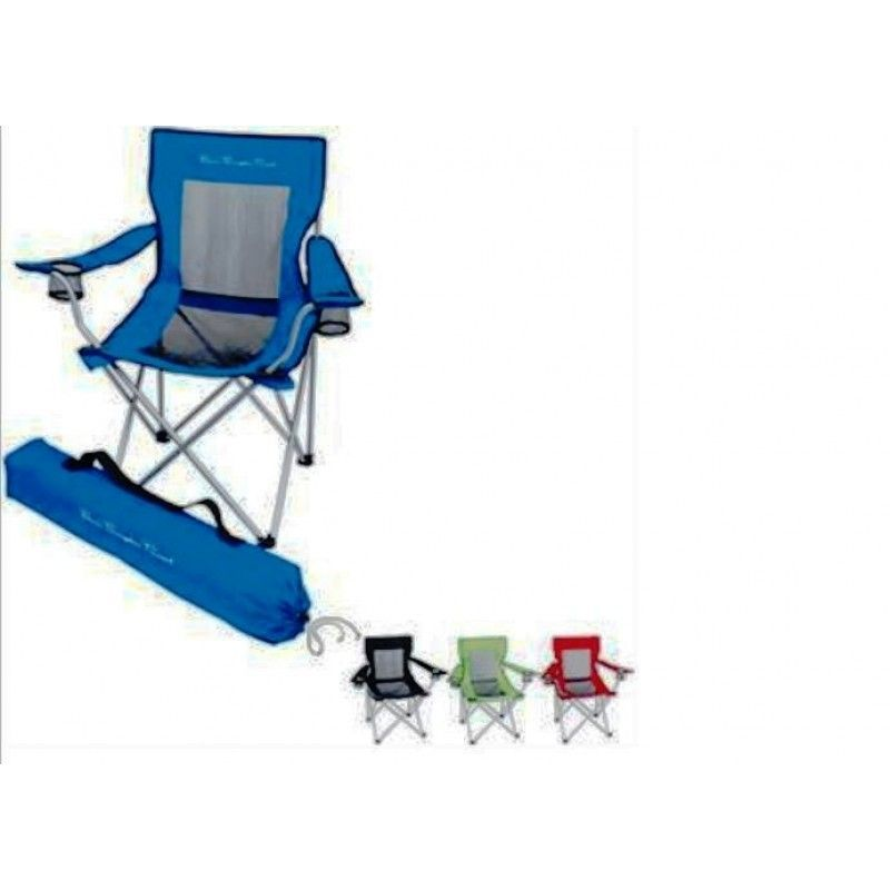 Cheap Beach Time Mesh Folding Chair