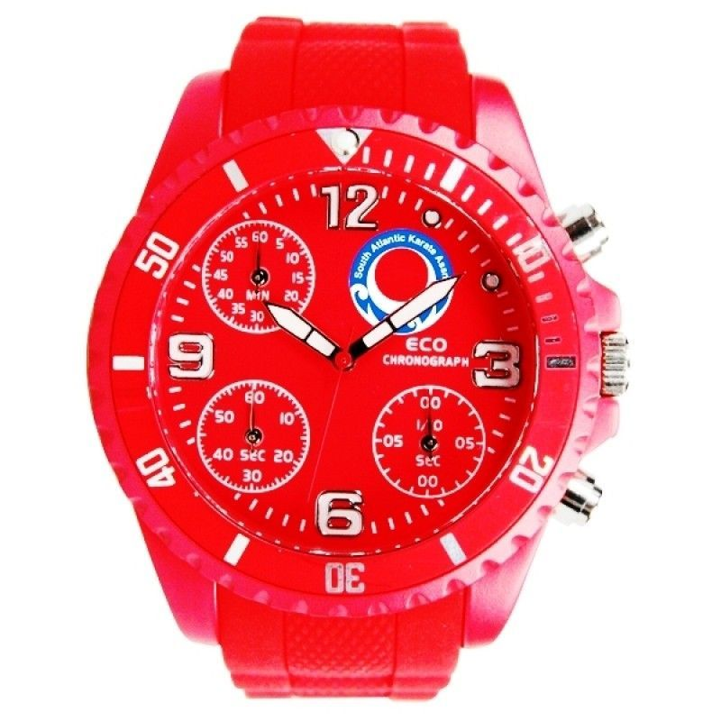 Pedre Red Chronograph Sport Watch