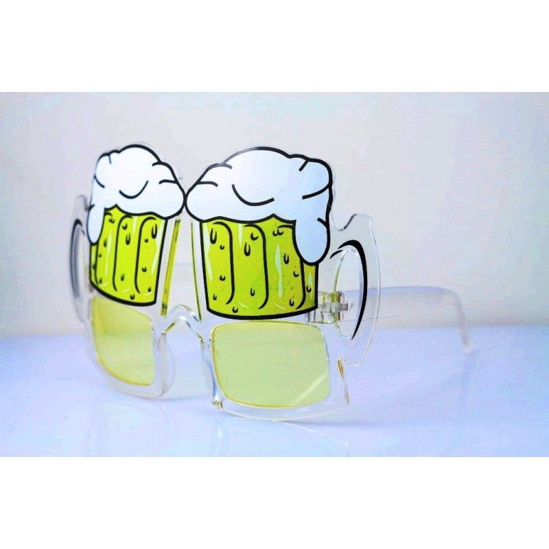 Beer Mug Party Glasses