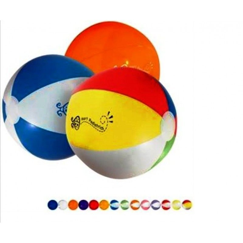 Cheap Beach Ball, 16""