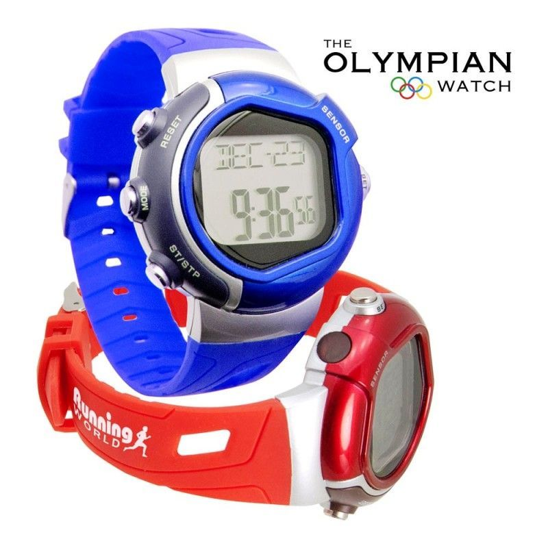 Cheap The Olympian Watch - Fitness, Health, Heartrate, Alarm And More
