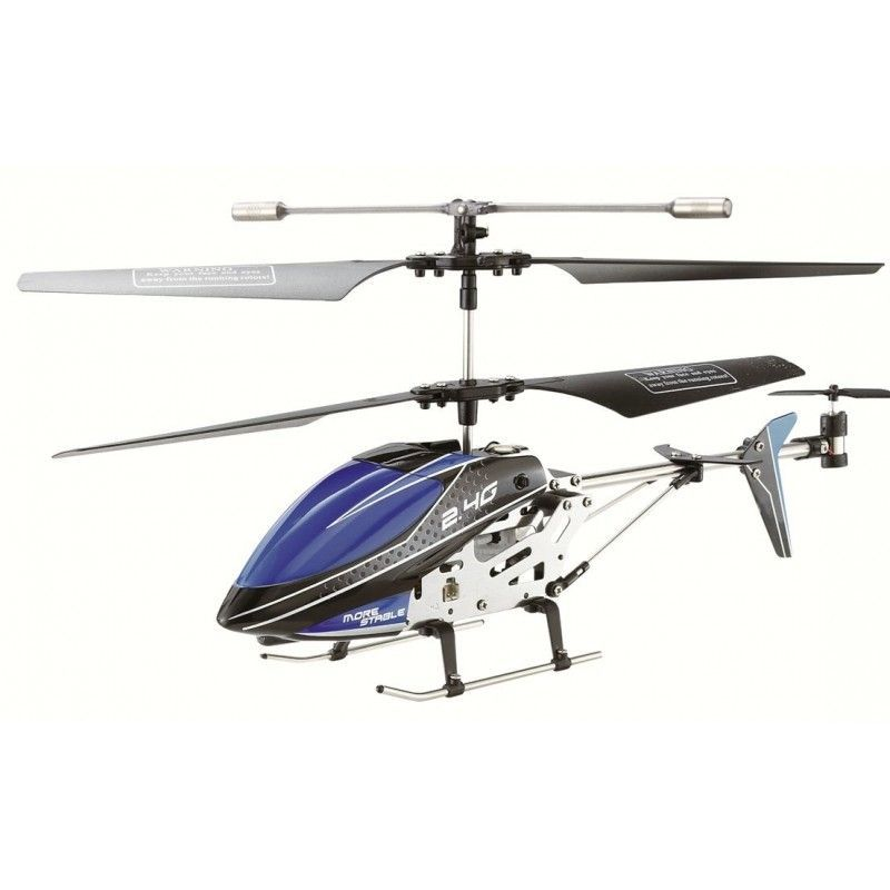 2.4G Alloy Helicopter