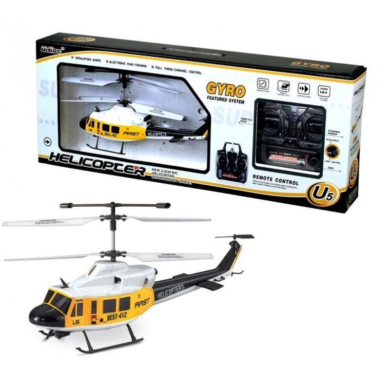 Bell Wireless Remote Control Helicopter