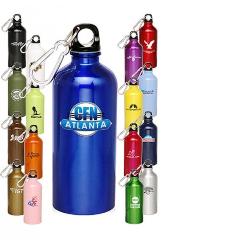 20oz. Custom Aluminum Water Bottles