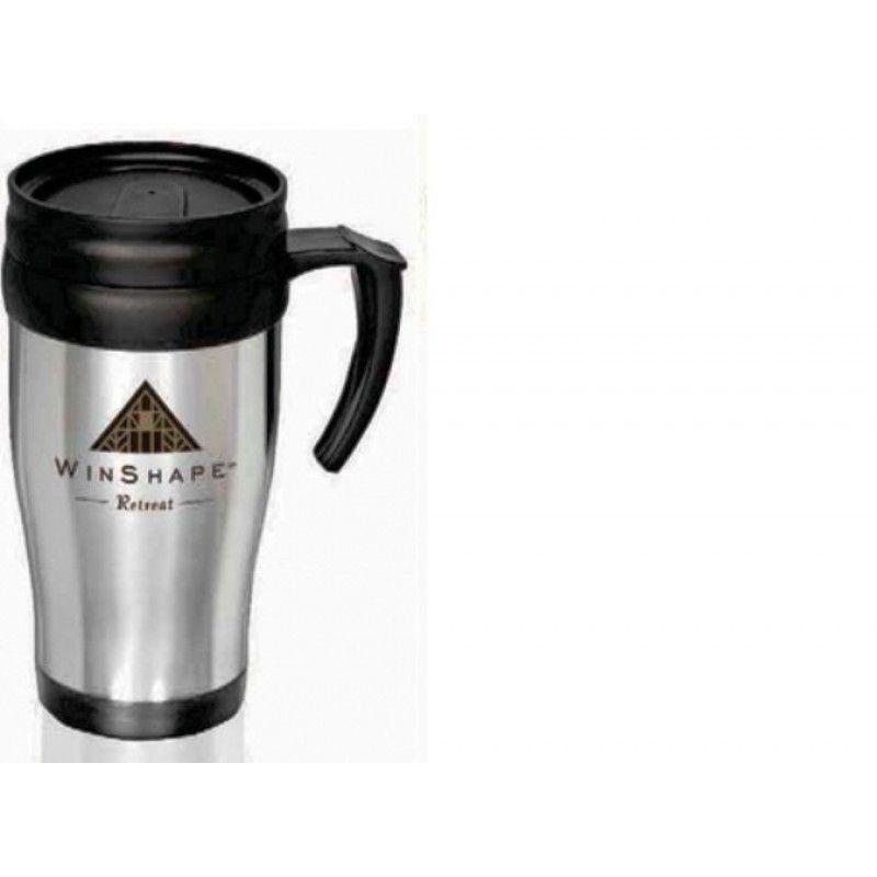 Cheap 16 Oz. Stainless Commuter Mug