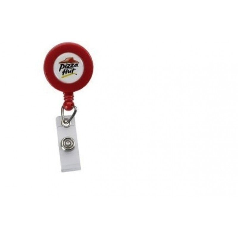 Cheap Retractable Badge Reel with Belt Clip