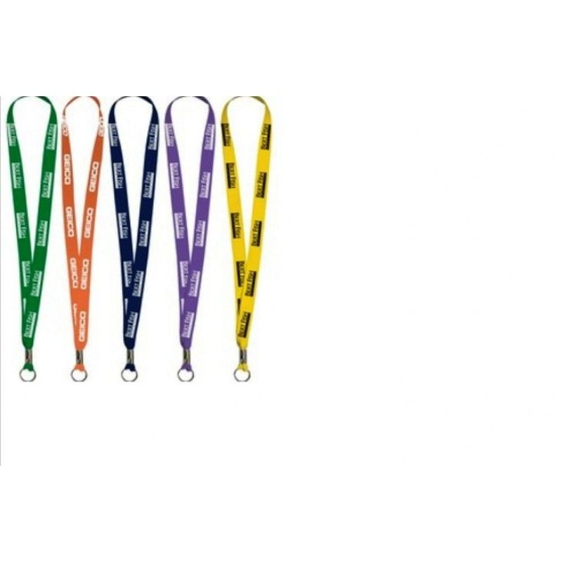"Cheap Custom Polyester Lanyards 5/8"" w x 36"""