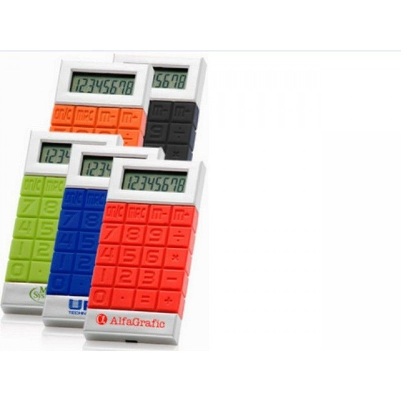 Silicone Key Calculators
