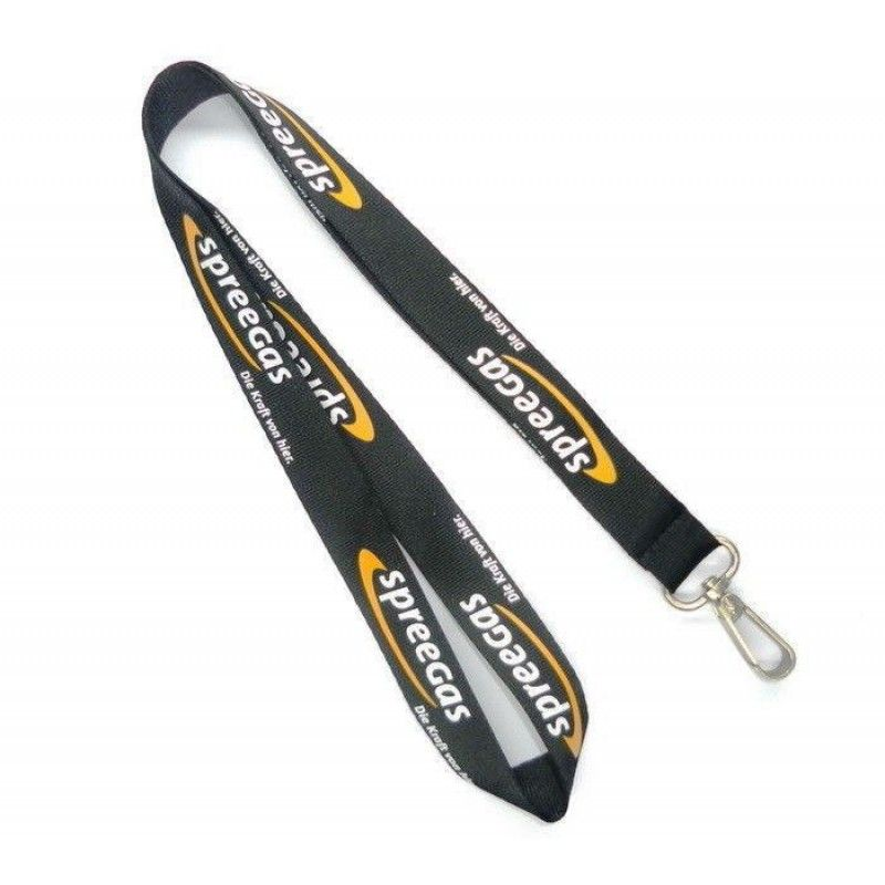 "Promotional 3/4"" (20mm) Dye-sublimation Lanyards"