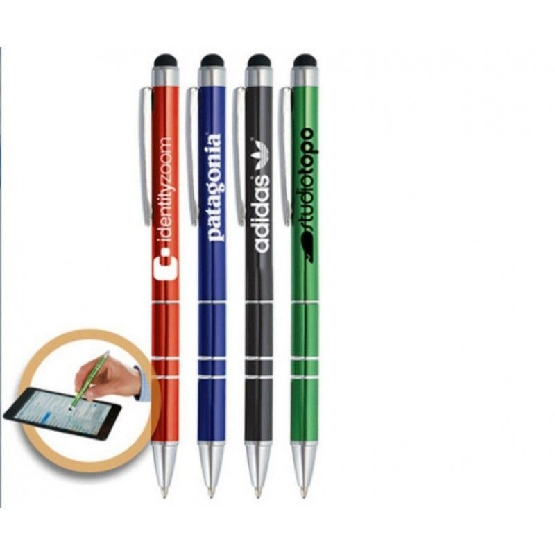 Promotional Charleston Personalized Stylus Pens