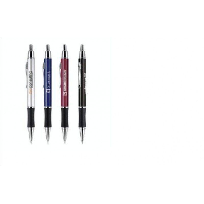 Promotional Glisten Metal Pen, Ballpoint pen